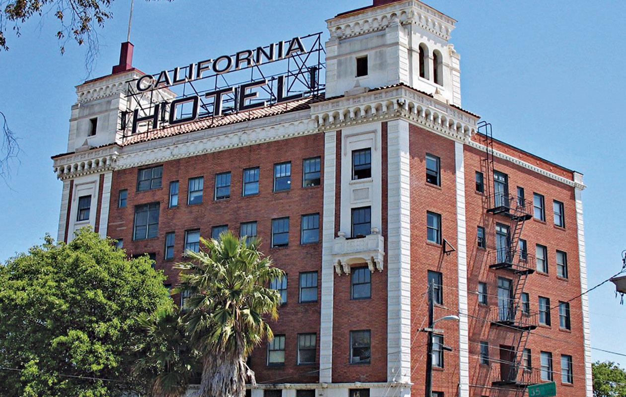 California Hotel - EBALDC